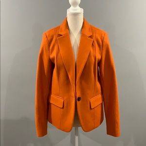 Michael KORS - Orange Coat Blazer